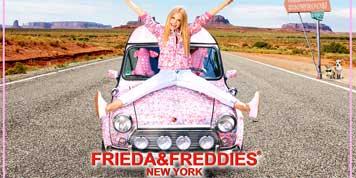 FRIEDA&FREDDIES NEW YORK