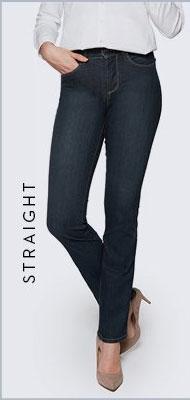NYDJ Straigt Jeans